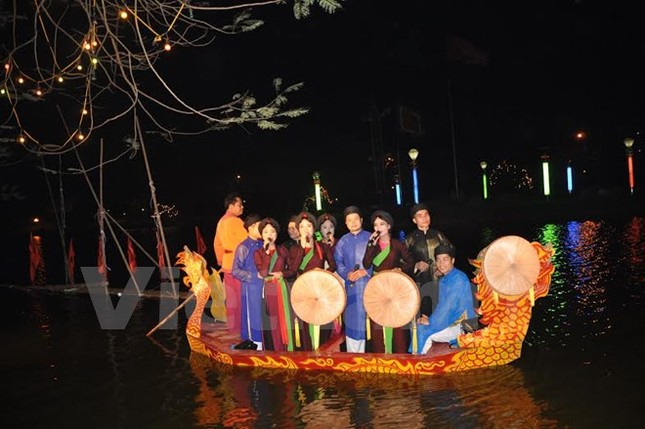 Hưng Yên khai mạc lễ hội văn hóa dân gian Phố Hiến - ảnh 1