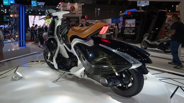 Ngắm siêu xe kỳ quái Yamaha 04Gen tại Việt Nam - ảnh 4
