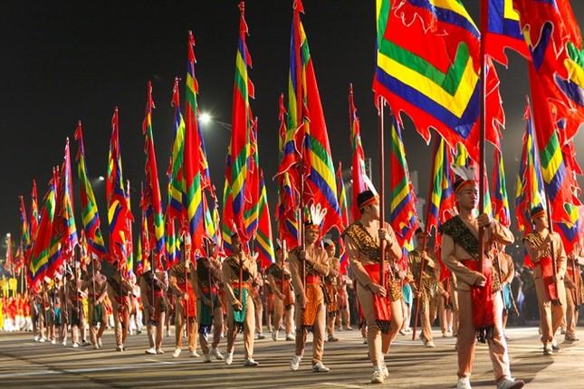 Nghỉ lễ Giỗ Tổ: Phú Thọ dự kiến đón 6-7 triệu du khách - ảnh 2