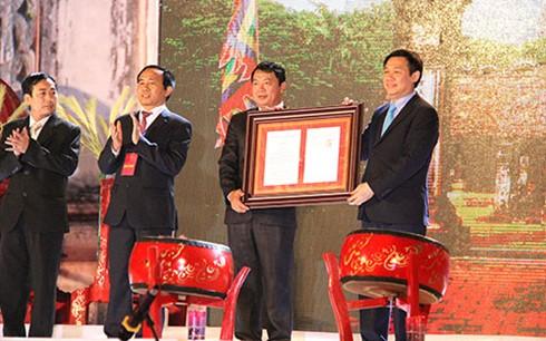 Cột kinh phật Chùa nhất trụ được công nhận Bảo vật quốc gia - ảnh 2