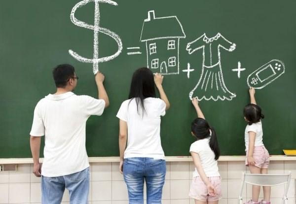Vợ kiếm tiền giỏi hơn chồng là mang tội to lắm? - ảnh 2