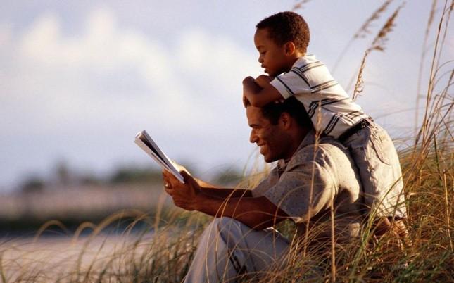 9 bài học làm người bố dạy con trai - ảnh 1