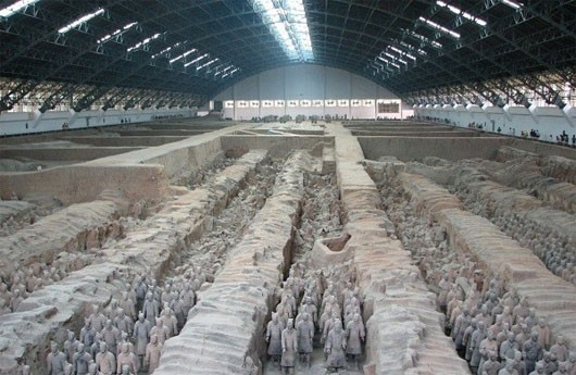 Những lăng mộ chứa nhiều bí ẩn trên thế giới - ảnh 2