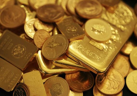 Giá vàng tuần này có thể xuống dưới đáy 1.200 USD - ảnh 1