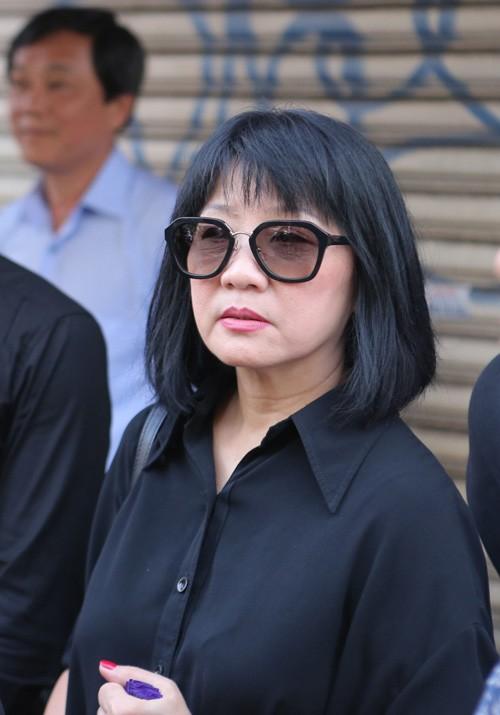 Nghẹn ngào tang lễ hỏa táng nhạc sĩ Nguyễn Ánh 9 - ảnh 9