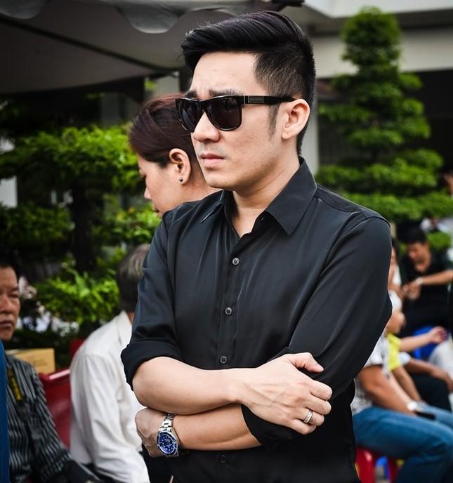 Nghẹn ngào tang lễ hỏa táng nhạc sĩ Nguyễn Ánh 9 - ảnh 13