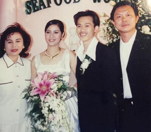 Ngắm nhan sắc 'vạn người mê' của người vợ Hoài Linh giấu 29 năm - ảnh 2