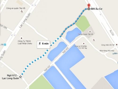 Con đường mang tên Trịnh Công Sơn giữa lòng Hà Nội - ảnh 1