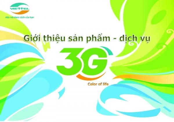 Kêu cứu vì dịch vụ 3G Viettel - ảnh 1