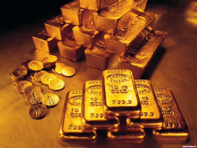 Hôm nay, giá vàng thế giới bất ngờ 'bỏ xa' vàng trong nước - ảnh 1