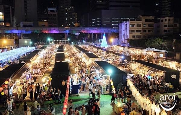 Lễ hội container thời trang, ẩm thực đầu tiên ở Hà Nội - ảnh 1
