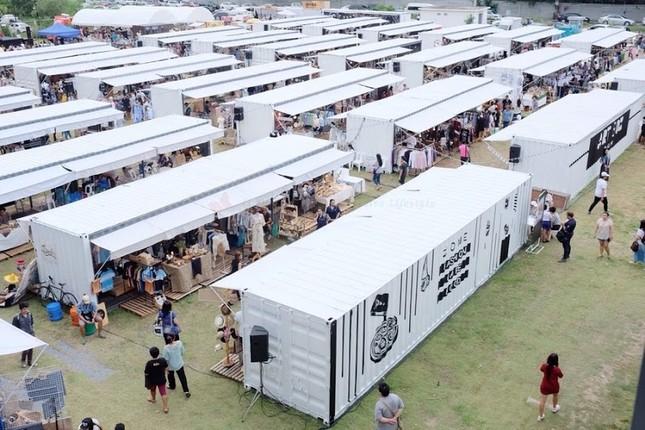 Lễ hội container thời trang, ẩm thực đầu tiên ở Hà Nội - ảnh 4