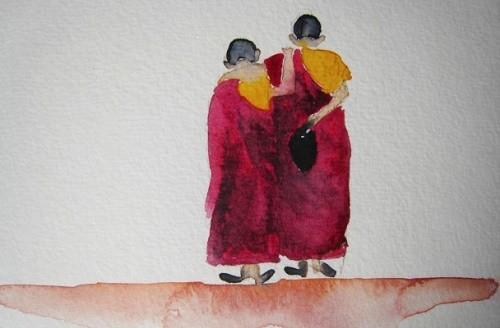 Phật dạy 9 loại người chỉ nên bắt tay, không nên nói chuyện - ảnh 2