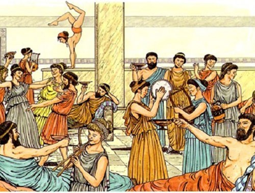Sự thật không phải ai cũng biết về 'mại dâm' thời cổ - ảnh 2