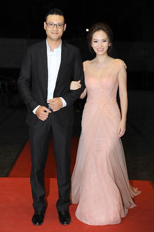 Kim Tuyến, Nhã Phương 'đổ bộ bữa tiệc thời trang' Cánh Diều Vàng - ảnh 6