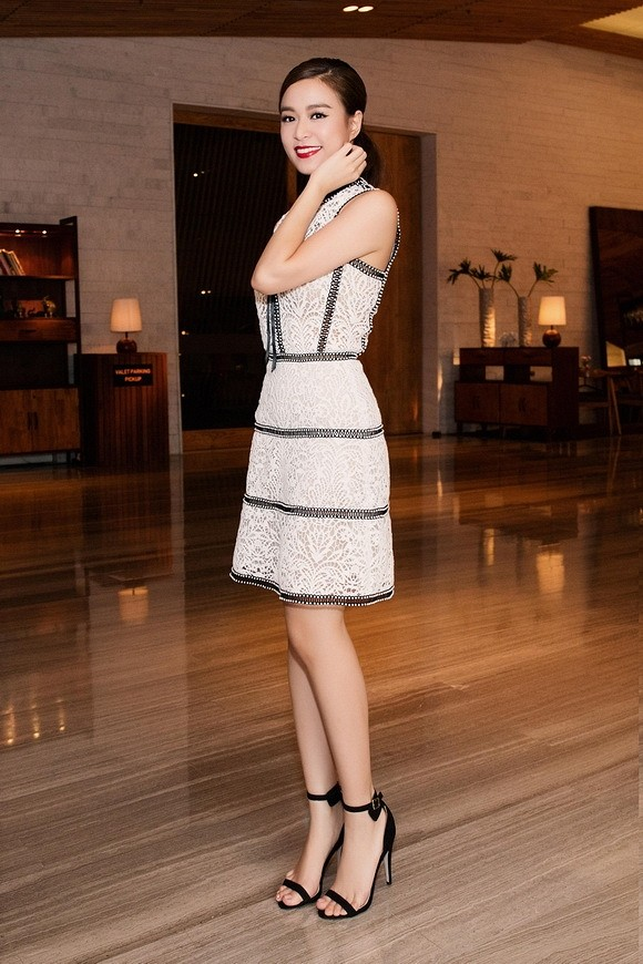 Dư luận 'mổ xẻ' vụ Huyền My diện váy nhái của Hoàng Thùy Linh - ảnh 3