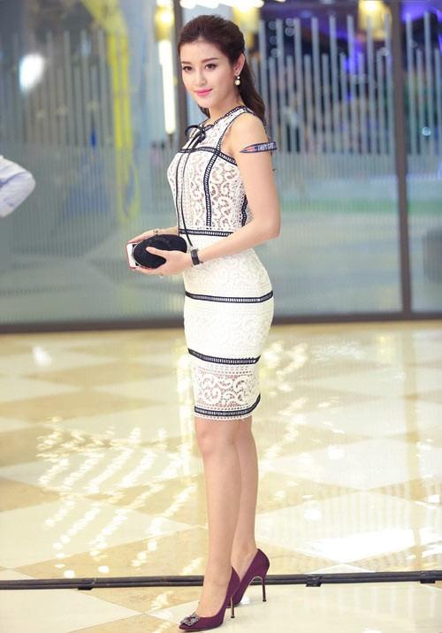 Dư luận 'mổ xẻ' vụ Huyền My diện váy nhái của Hoàng Thùy Linh - ảnh 4