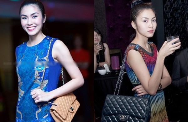 Ngắm Bộ sưu tập túi hàng hiệu tiền tỷ của Tăng Thanh Hà - ảnh 1