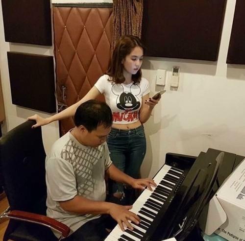 Nhạc sĩ Việt Anh lên tiếng vụ Ngọc Trinh 'lấn sân' làm ca sĩ - ảnh 3