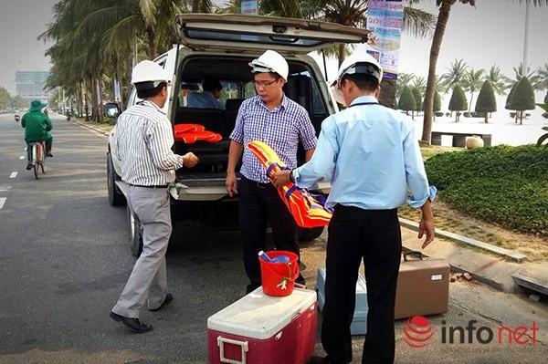 Kết quả xét nghiệm mẫu nước: Biển Đà Nẵng an toàn - ảnh 1