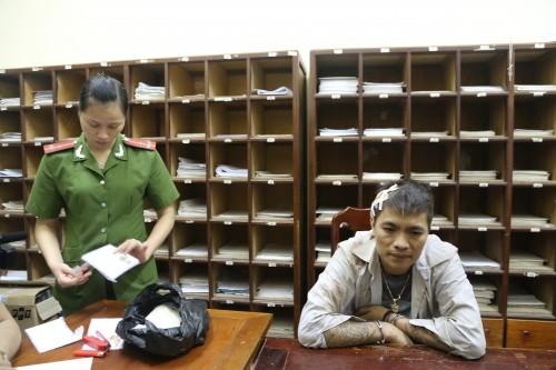 Công an Lạng Sơn thông tin vụ đấu súng với kẻ buôn ma túy - ảnh 1