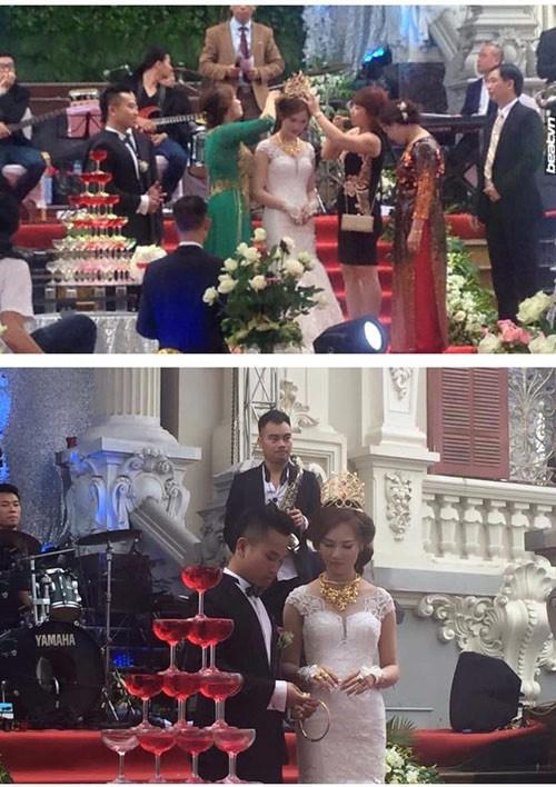 Choáng ngợp trước đám cưới 'khủng', hồi môn trăm tỷ ở Nam Định - ảnh 2