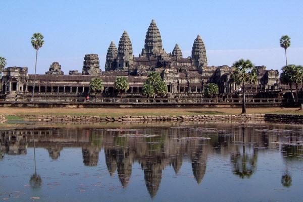 Angkor Wat - Di sản trường tồn cùng thời gian - ảnh 2