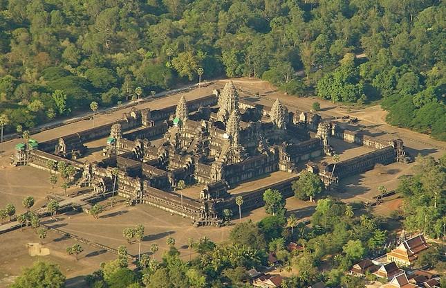 Angkor Wat - Di sản trường tồn cùng thời gian - ảnh 1