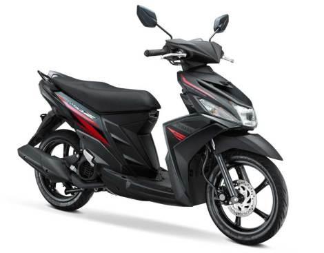 Yamaha Mio Z khuấy động thị trường xe tay ga với giá chỉ 25 triệu - ảnh 1