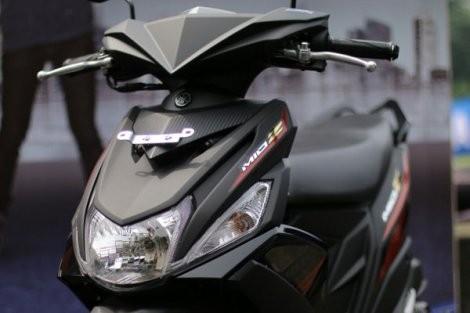 Yamaha Mio Z khuấy động thị trường xe tay ga với giá chỉ 25 triệu - ảnh 4