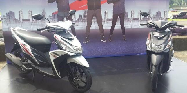 Yamaha Mio Z khuấy động thị trường xe tay ga với giá chỉ 25 triệu - ảnh 3