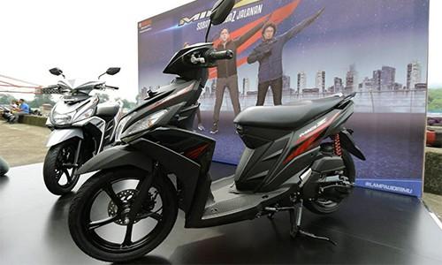 Yamaha Mio Z khuấy động thị trường xe tay ga với giá chỉ 25 triệu - ảnh 2