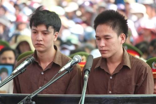 Hung thủ vụ thảm sát ở Bình Phước xin được tử hình sớm - ảnh 1