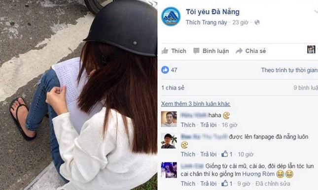 CSGT Đà Nẵng bắt nữ sinh 'chép phạt' là trái pháp luật - ảnh 1