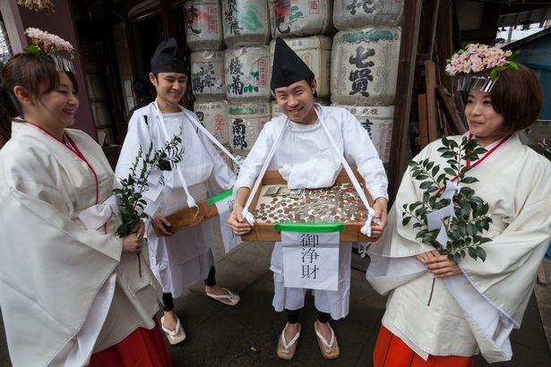 Hàng nghìn người tham dự 'Lễ hội dương vật thép' lớn nhất  ở Nhật - ảnh 5