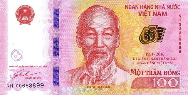Tờ 100 đồng của Ngân hàng Nhà nước có điểm gì đặc biệt? - ảnh 1