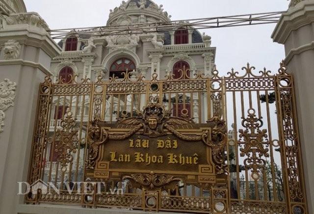 Lâu đài trăm tỷ của đại gia tổ chức đám cưới 'khủng' ở Nam Định - ảnh 2