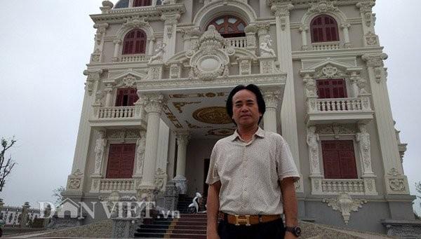 Lâu đài trăm tỷ của đại gia tổ chức đám cưới 'khủng' ở Nam Định - ảnh 1