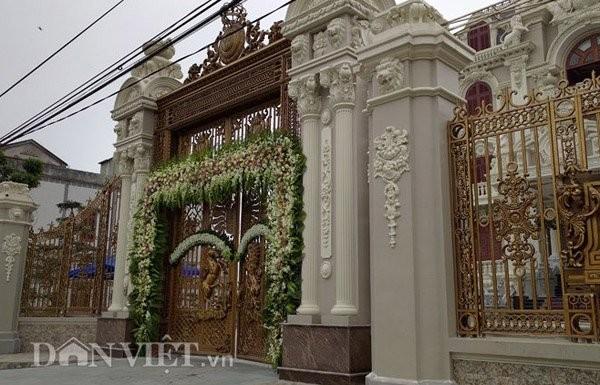 Lâu đài trăm tỷ của đại gia tổ chức đám cưới 'khủng' ở Nam Định - ảnh 3