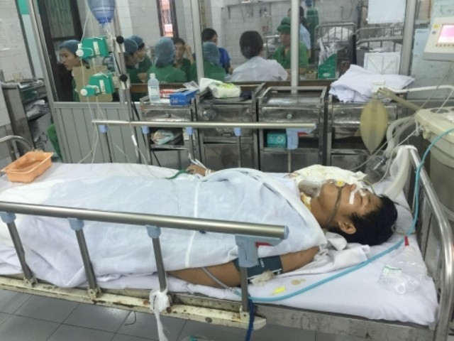Khởi tố nam thanh niên dọa thiêu sống nữ sinh CĐ Y Thái Bình - ảnh 1