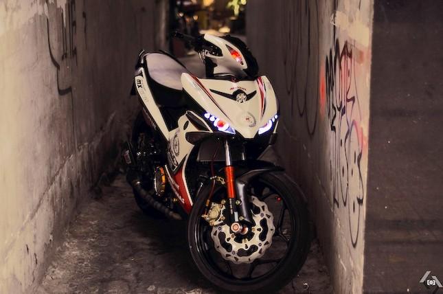 'Hàng khủng' Yamaha Exciter 150 khoe dáng 'bảnh bao' - ảnh 1
