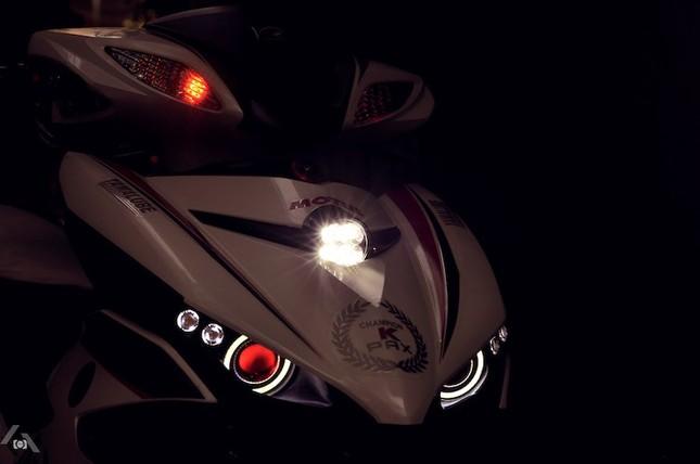 'Hàng khủng' Yamaha Exciter 150 khoe dáng 'bảnh bao' - ảnh 4