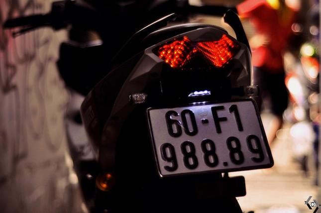 'Hàng khủng' Yamaha Exciter 150 khoe dáng 'bảnh bao' - ảnh 6