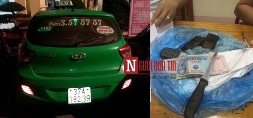 Truy bắt nhóm tội phạm cướp  taxi, 4 trinh sát bị phơi nhiễm HIV - ảnh 1