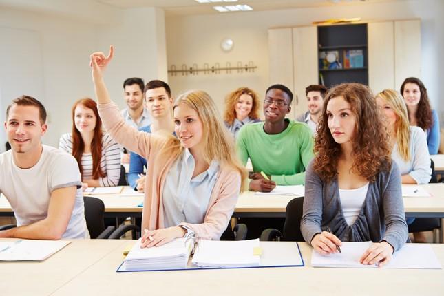 Bị quy kết xâm phạm 'không gian an toàn của trường' vì... giơ tay - ảnh 1