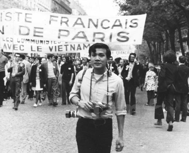 Góc nhìn người Việt Nam ở Pháp qua 100 bức ảnh - ảnh 3