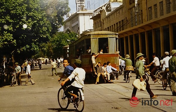 Hà Nội những năm 1980 qua ống kính người Pháp - ảnh 2