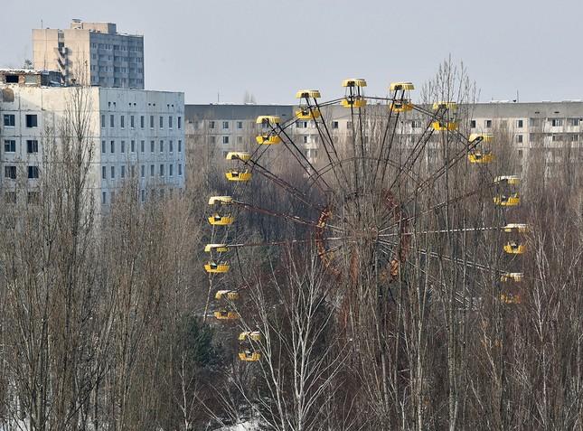 Ám ảnh thị trấn ma bị bỏ hoang 30 năm sau thảm họa hạt nhân - ảnh 10