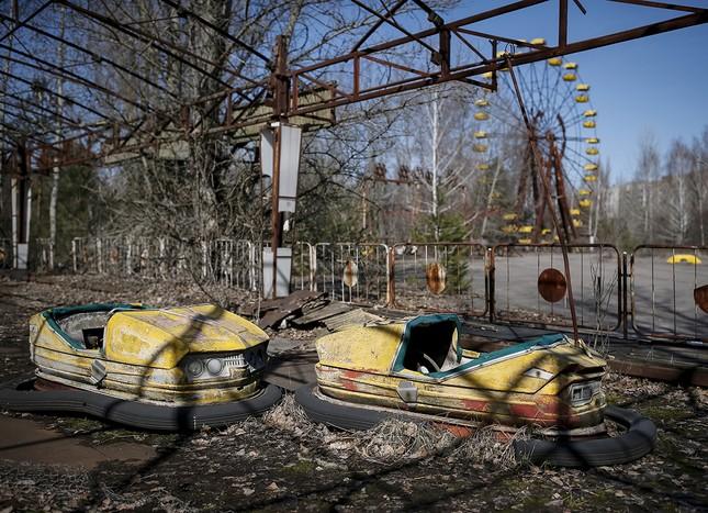 Ám ảnh thị trấn ma bị bỏ hoang 30 năm sau thảm họa hạt nhân - ảnh 11