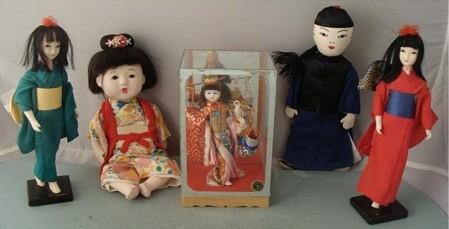 Câu chuyện về búp bê truyền thống Nhật Bản - ảnh 2